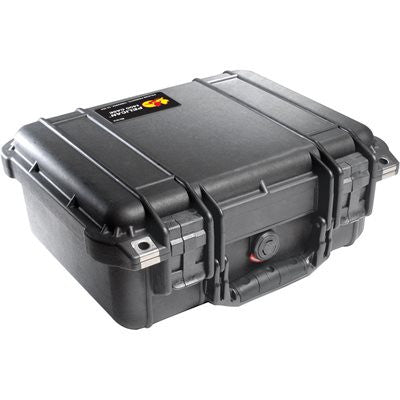 PELICAN CASE 1400 BLACK NO FOAM