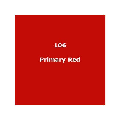 SHEET PRIMARY RED 48'X21'