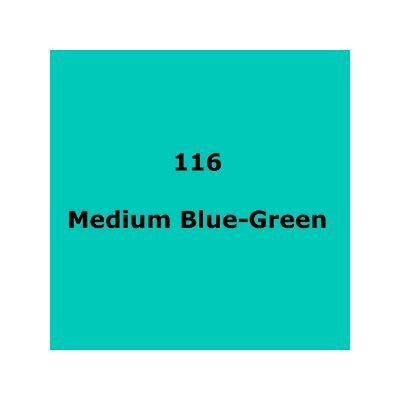 SHEET MEDIUM BLUE GREEN 48'X21'