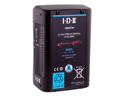 Idx E-Hl10Ds 95Wh Li-Ion V Mount Battery