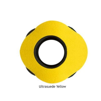 Blue Star Eyepiece Arri Ultrasuede Yellow