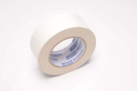 STYLUS  GAFFER TAPE WHITE 48MM X 25M
