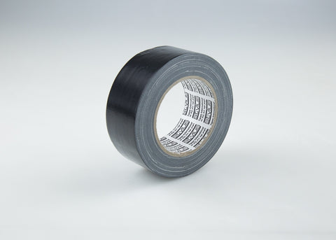 Stylus Gaffer Tape Black 48Mm