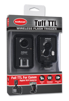 HAHNEL TUFF FLASH TRIGGER SET