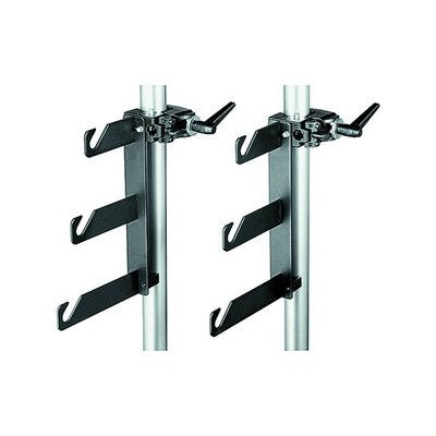 MANFROTTO B/P TRIPLE HOOKS SET (2)