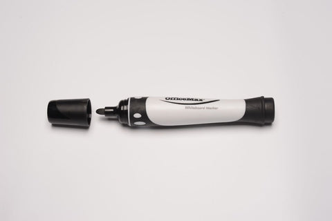 WHITEBOARD MARKER BLACK