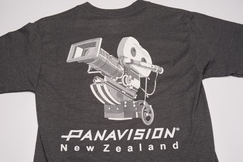 MEN'S AUTHENTIC TEE NZ - CHARCOAL