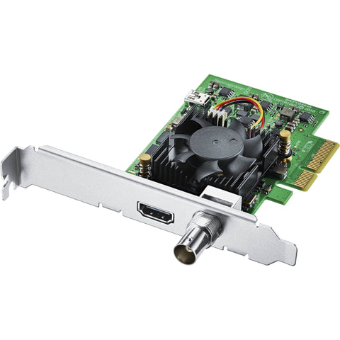 Blackmagic DECKLINK MINI MONITOR 4K (REQUIRES 4LANE PCIE)