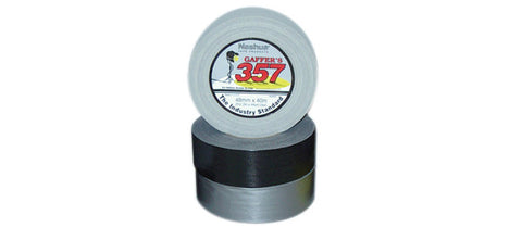 NASHUA 357 GAFFERS TAPE SILVER 48MM X 40