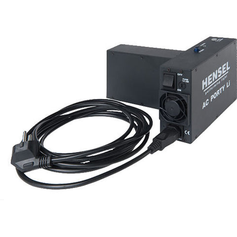 HENSEL AC ADAPTER FOR PORTY L