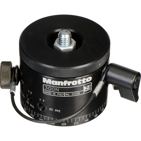 MANFROTTO 300N PANORAMIC HEAD