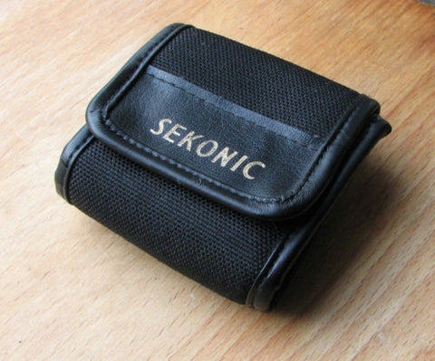 SEKONIC L-328VF CASE FOR L 328 VIEW FINDER