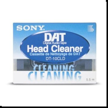 SONY DAT CLEANING TAPE