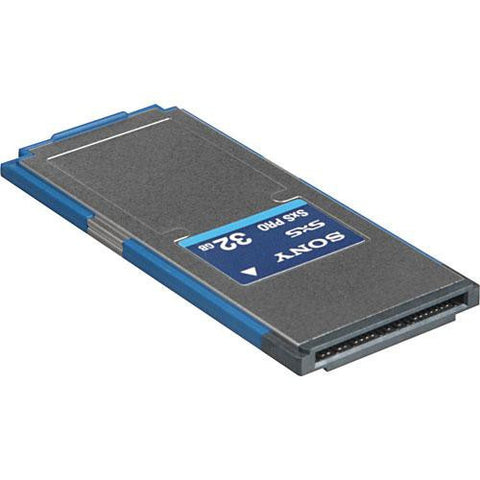 SONY SBP32 32GB SXS MEMORY CARD