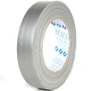 Stylus 370 Cloth Tape Silver 24Mm X 25M