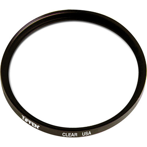 TIFFEN 52MM CLEAR / OPTICAL FLAT FILTER