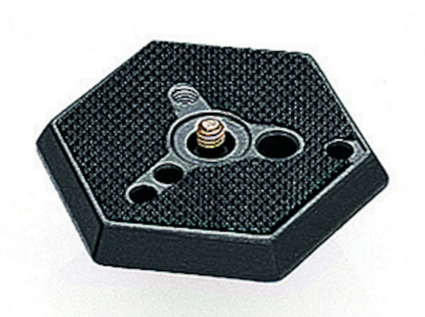 Manfrotto Hexagonal Plate 1/4Inch