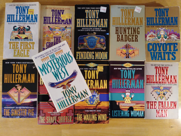 Hillerman, Tony set  # 397