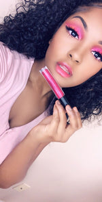 INTENTIONS | Lanolin Lip Therapy | Semi Sheer Bright Pink Tint Lip Treatment | 7 ml / 0.23 oz - jaidenmadison