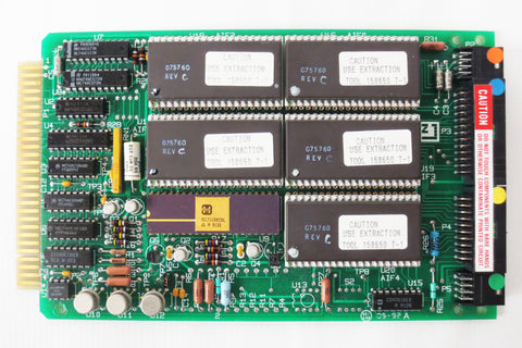 New Leeds Northrup L&N Circuit Board Card Model 159105-D/D