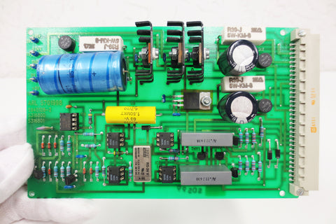 New Applied Research Laboratory ARL Fisons Power Supply Circuit Board S701998