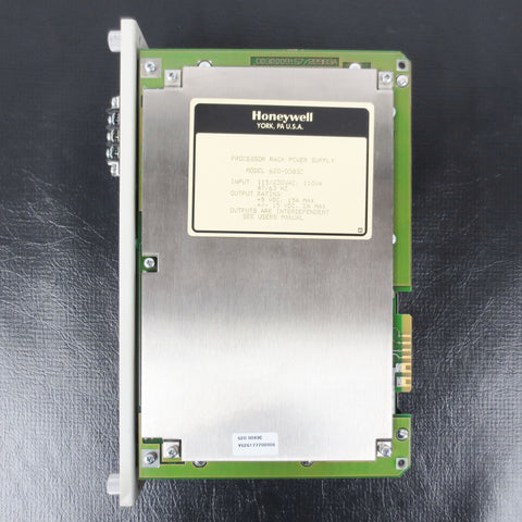 Honeywell Processor Rack Power Supply Module for Rack/Chassis, Model 620-0083C