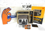 Vintage Kodak Pleaser II Polaroid Camera With Box and Instructions, NEVER USED