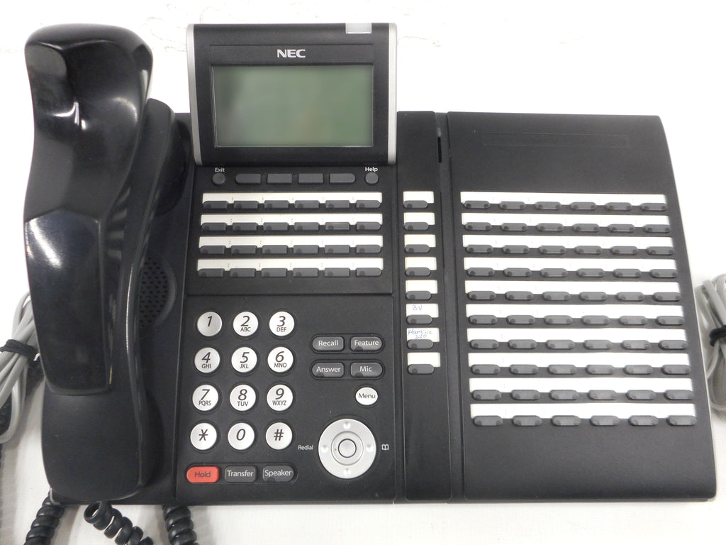 nec office telephone console 32 multi lines 60 keys lcd digital rh coolluxurygift com nec dt300 series user manual nec dt300 series user manual