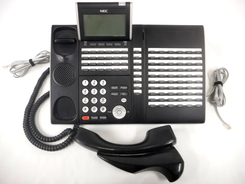 NEC Office Telephone Console 32 Multi Lines 60 keys, LCD Digital Folding  Screen, DT300 Series DTL-32D-1 and DCL-60-1