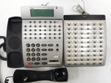 NEC Office Telephone Console 32 Multi Lines 60 keys, LCD Digital Folding Screen, Dterm80 DTH-32D-1 and DCR-60-1