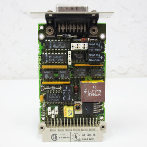 Siemens Simatic S5 Interface Module 6ES5752-0AA42 / 6ES5 752-0AA42, 48Pin/15Pin