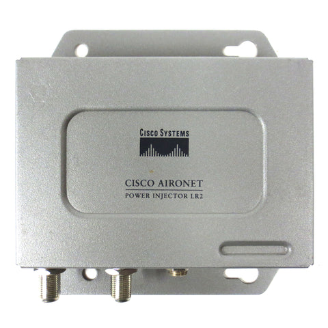 Cisco Aironet Power Injector LR2 AIR-PWRINJ-BLR2 for 1300 Series Access Points