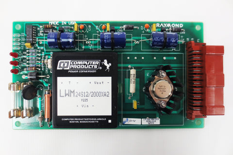 New Raymond Forklift Power Supply Card 114/006-488/001B for Order Picker 150/160