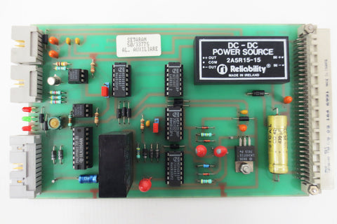 New Setaram Industrial Auxiliary Power Supply Circuit Card 50/33775, 64-pin