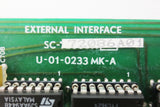 New Ajax Magnethermic External Interface Driver Board 72086A01, U-01-0233MK-A