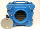 DRI-EAZ F284 Defendair HEPA 500 Air Purifier Scrubber, Heavy Duty Negative Air Machine Scrubber, Portable