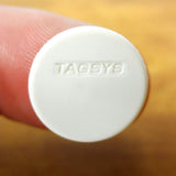500 New Tagsys HF RFID Laundry Chips Transponder Tags Model Ario 370L-DL, High Speed Reading, Long Distance