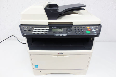 Kyocera Ecosys All-In-One Laser Printer Scanner Fax Model FS-1028MFP with Manual