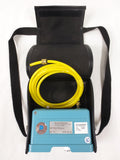 Druck DPI 701 Digital Pressure Indicator, Calibrated & Certified, 460frH20/200 psi g, Portable Shoulder Pouch