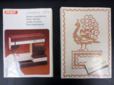 Pfaff Creative 1471 Computerized Sewing Machine with Manuals, Case, Accessories
