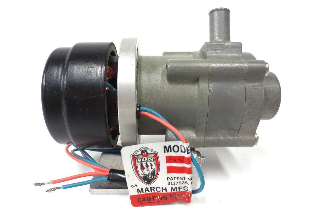 March Centrifugal Magnetic Drive Pump Series 893 with 24VDC Papst Open Air Motor
