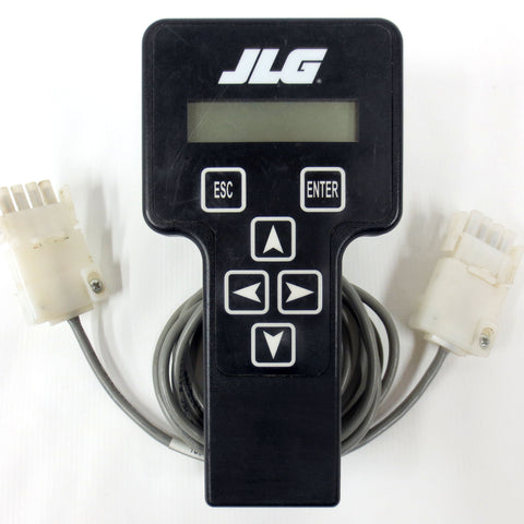 JLG Analyzer Diagnostic Tool, Mobile Scan Code Reader for Arial Platforms Cranes, Model #2901443/1600244
