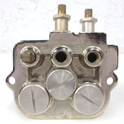 New Pilot Valve Block Assembly P/N 5311397-2 by Bailey Controls, New Old Stock NOS, Emergency, Safety Controls