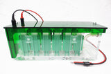 Bio-Rad Mini Protean 3 Dodeca Cell Gel Electrophoresis System, Runs 12 Mini Gels