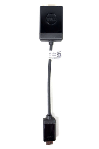 New Dell Mini-HDMI to VGA 3334W Video Adapter Cable