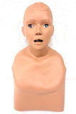 Gaumard Medical Manikin Torso & Head Set 2', CPR Sima Model, Nursing Students