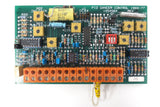 Fincor Control Board Circuit, PID Dancer Control Card 1900-77, 105456401, Rev B