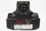 Moog Flow Control Servo Valve 760 Series 3000psi 4-Way 2-Stage Motor 275°F #1274
