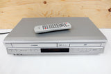 Toshiba DVD Player and Hi-Fi Stereo Video Cassette Recorder VCR SD-V392SC, SE-R0175 Remote