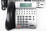 3 NEC DTH-16D-1 Office Speaker Phones 16 Lines, LCD, Manual, Speakerphone